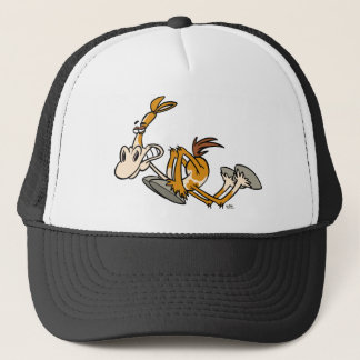 Boné Chapéu do camionista dos desenhos animados do