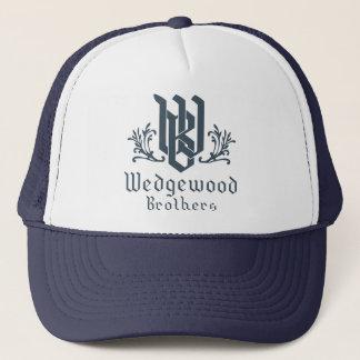 Boné Chapéu do camionista dos irmãos de Wedgewood