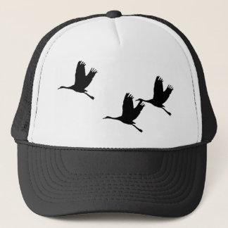 Boné Chapéu do camionista dos pássaros do BOF