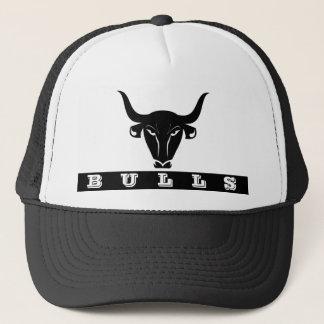 Boné Chapéu do camionista dos TOUROS