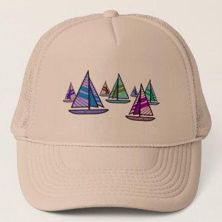 Boné Chapéu do camionista dos veleiros