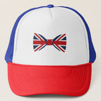 Boné Chapéu do camionista - laço de Union Jack