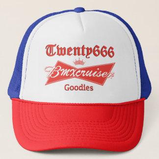 Boné Chapéu do camionista TWENTY666