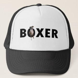 Boné Chapéu do cão do pugilista - chapéu do pugilista
