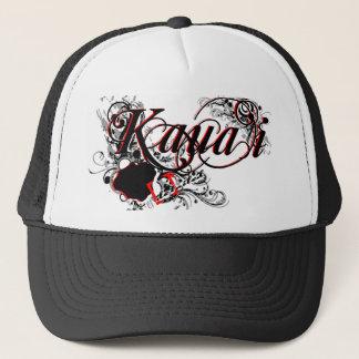 Boné Chapéu do caos de Kauai