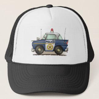 Boné Chapéu do carro da bobina de Crusier da polícia do