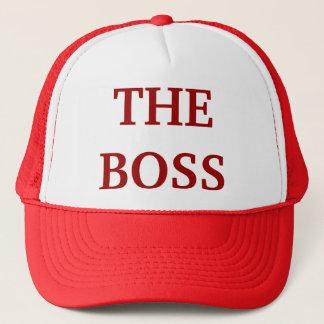 """Boné """"Chapéu do chefe"""""""