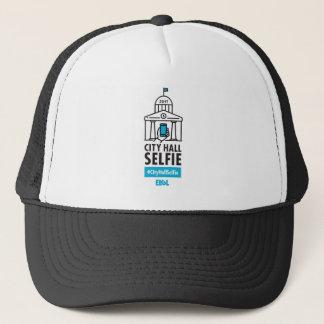 Boné Chapéu do #CityHallSelfie