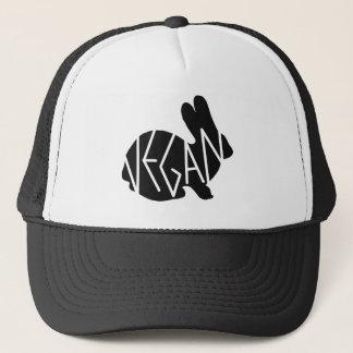 Boné Chapéu do coelho do Vegan