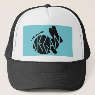 Boné Chapéu do coelho do Vegan de Cleveland