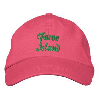 Boné Chapéu do costume de Faroe Island