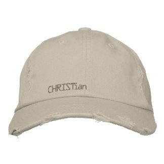 Boné chapéu do Cristão-vintage