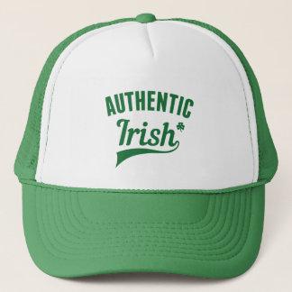 Boné Chapéu do dia de St Patrick autêntico do irlandês