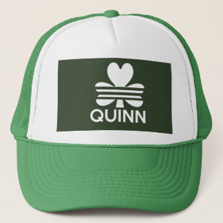 Boné Chapéu do dia do St Patrick de Quinn