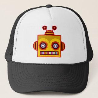 Boné Chapéu do divertimento do robô da abelha