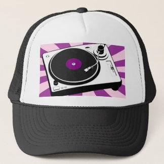 Boné Chapéu do DJ, para a venda!