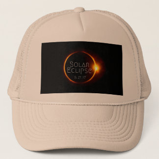 Boné Chapéu do eclipse solar