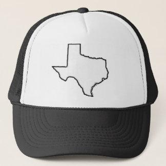Boné Chapéu do esboço de Texas