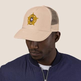 Boné Chapéu do escritório do xerife do condado de
