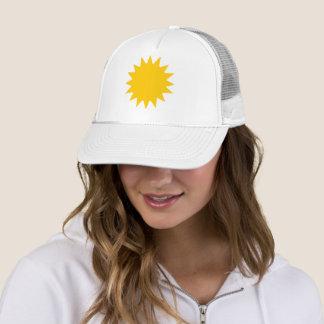 Boné Chapéu do estrelado das senhoras do brilho