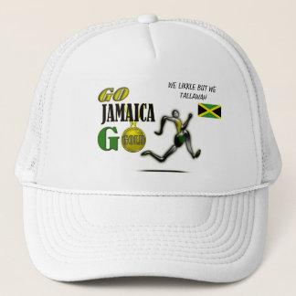 Boné Chapéu do fã de Jamaica da equipe de 2012 Jogos