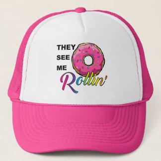 Boné Chapéu do FD Rollin