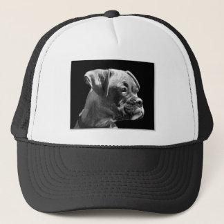 Boné Chapéu do filhote de cachorro do pugilista