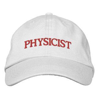 Boné Chapéu do físico