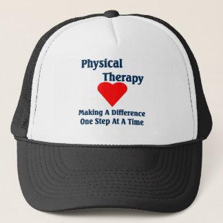 Boné Chapéu do fisioterapeuta