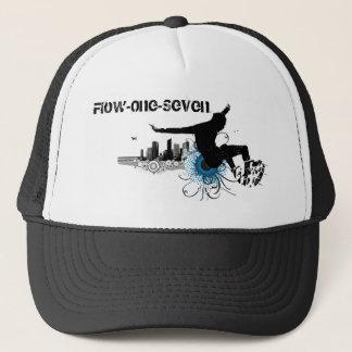 Boné Chapéu do Fluxo-Um-Sete