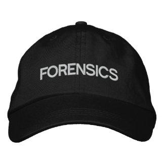 Boné Chapéu do forense