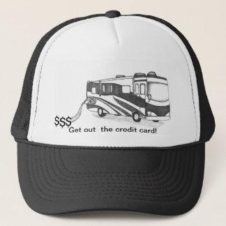 Boné Chapéu do gás do rv