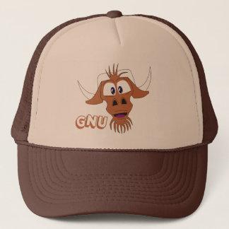 Boné Chapéu do GNU