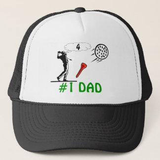 Boné chapéu do golfe dos pais #1
