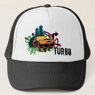 Boné chapéu do grunge do entalhe 9-5-aero, turbo