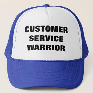 Boné Chapéu do guerreiro do serviço ao cliente