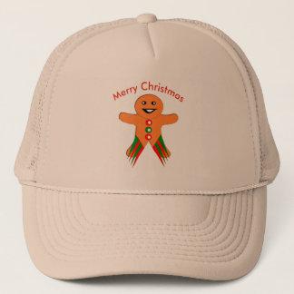 Boné Chapéu do homem de pão-de-espécie da festa de