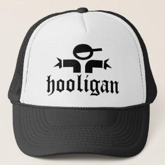 Boné Chapéu do hooligan