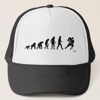 Boné Chapéu do hóquei da evolução