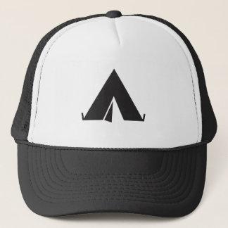 Boné Chapéu do ícone da barraca