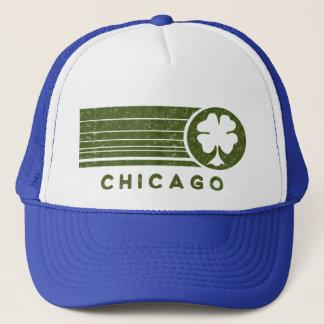 Boné Chapéu do irlandês de Chicago