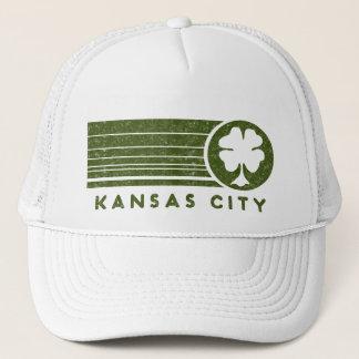 Boné Chapéu do irlandês de Kansas City