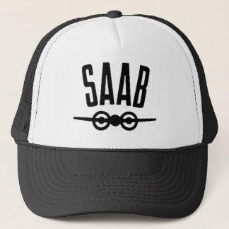 Boné Chapéu do jato de Saab
