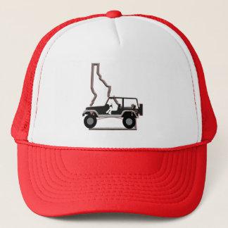 Boné Chapéu do JIPE de IDAHO