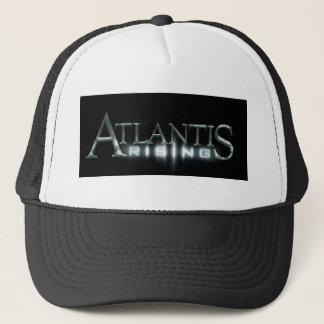 Boné Chapéu do logotipo da ascensão de Atlantis