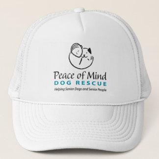 Boné Chapéu do logotipo da paz de espírito