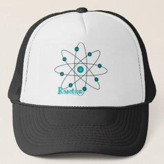 Boné Chapéu do logotipo da reação