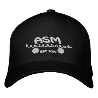 Boné Chapéu do logotipo de Flexfit dos skates do ASM