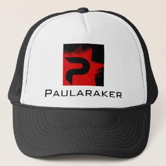 Boné Chapéu do logotipo de Paularaker