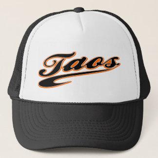 Boné Chapéu do logotipo do basebol de Taos